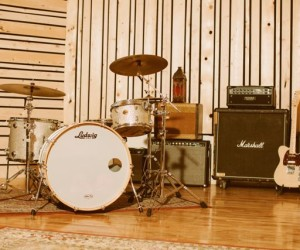 Virtue And Vice Ludwig Drum Set and Marshall Brooklyn NY