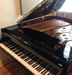 Virtue And Vice Studios Yamaha C3 Grand Piano