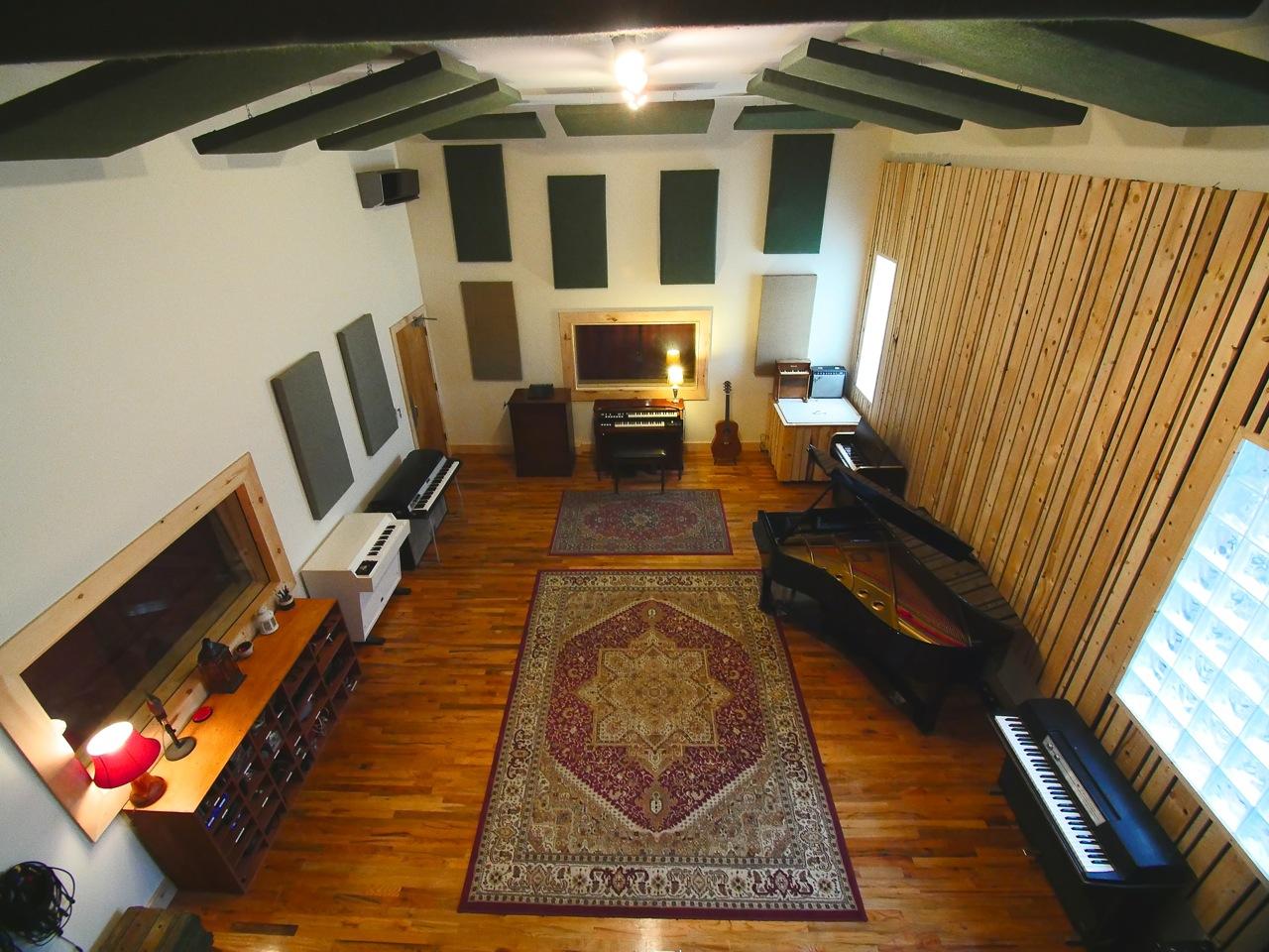 brooklyn new york recording studio virtue and vice vintage neve