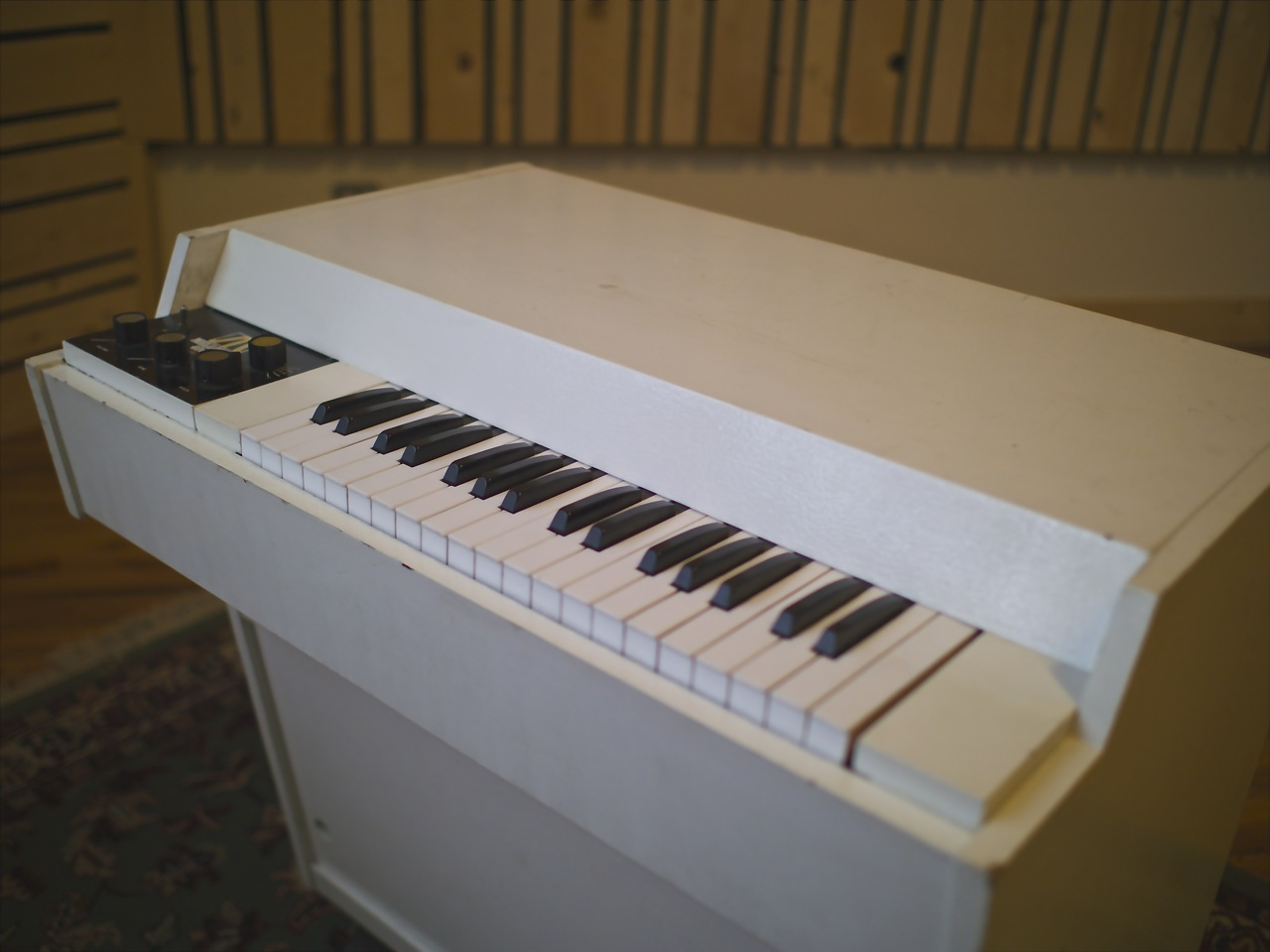 Virtue And Vice Mellotron