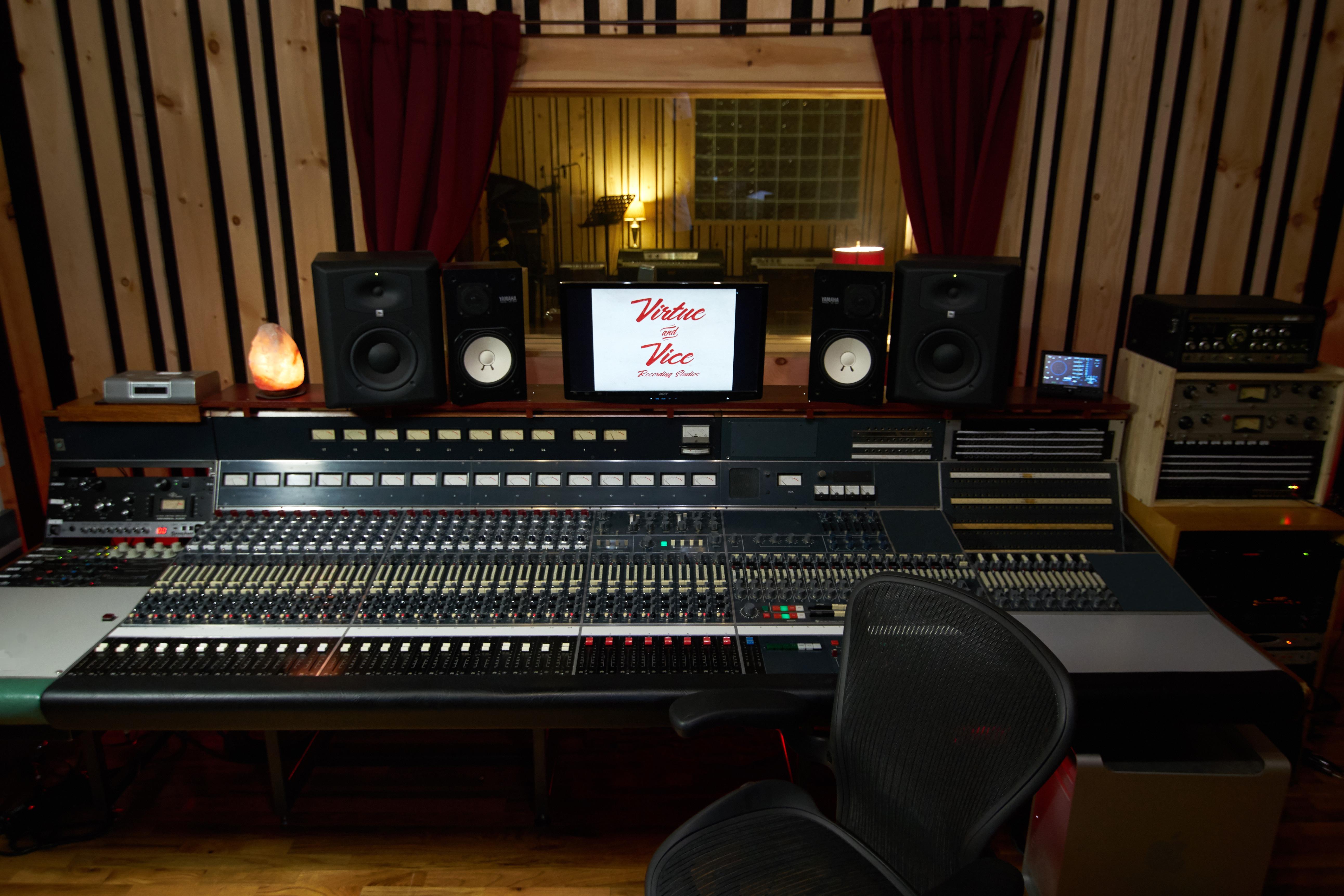 Virtue and Vice Studios-Brookyln, NY